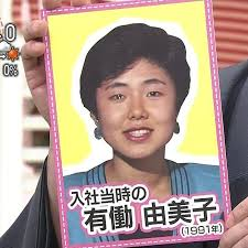 有働由美子,アナウンサー,顔,変わった,昔