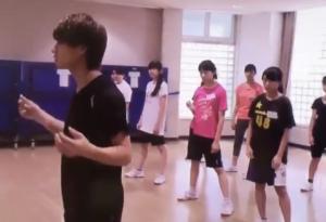 平野紫耀,ダンス,レクチャー,King & Prince