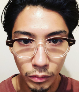 賀来賢人,眉毛,太い