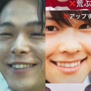 中村倫也,松村北斗,似ている,似てる,笑顔