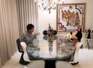 ジェジュンの家は2億円の超豪邸!自宅インテリアの総金額に驚愕w