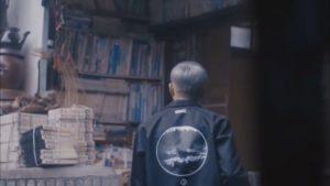 防弾少年団,bts,原爆ブルゾン,RM