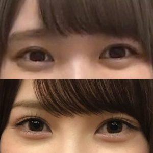 田村真佑、加藤史帆、似てる