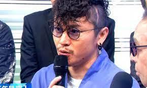 安田章大痩せすぎの画像